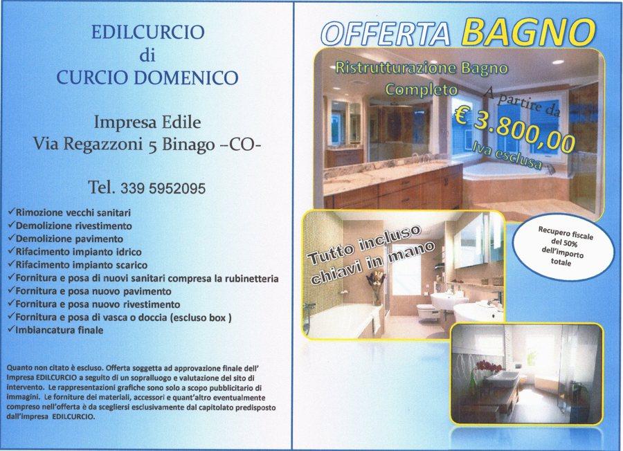 Foto: Speciale Ristrutturazione Bagno di Edilcurcio #321764 ...