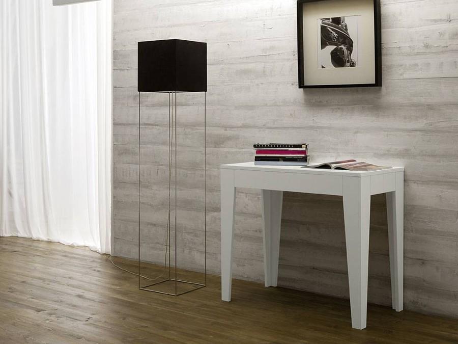 Foto tavolo consolle zamagna di arredamenti latina - Consolle che diventa tavolo ...