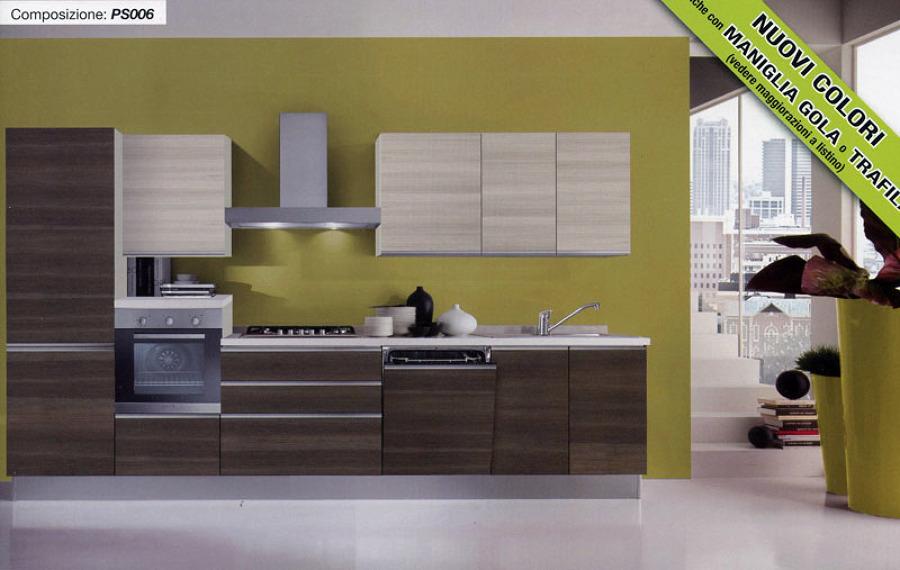 Foto zona giorno cucine moderne de tornello arredamenti for Benvenuti arredamenti latina