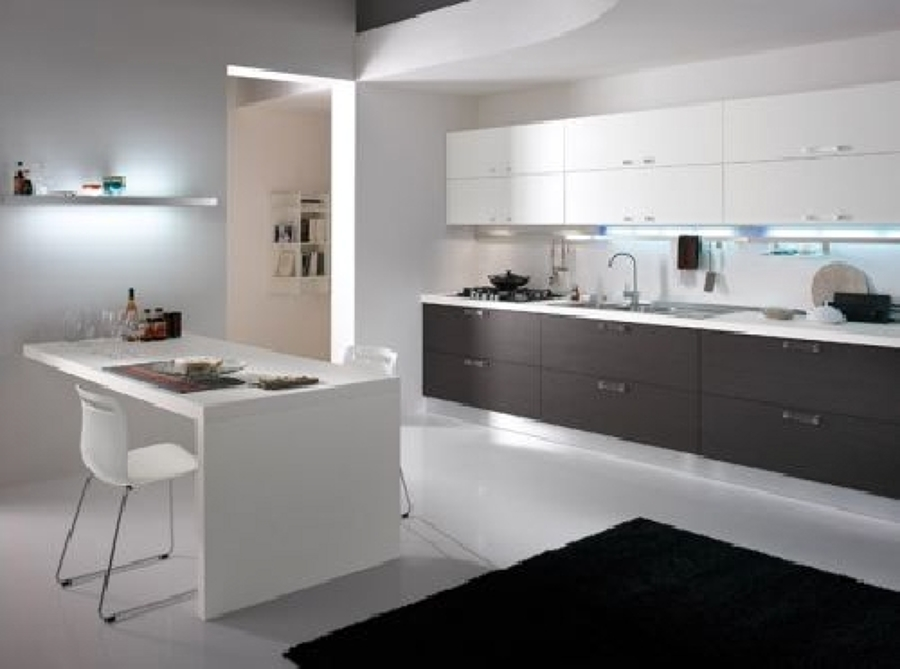 Foto zona giorno moderno cucine spar arreda da tornello for Benvenuti arredamenti latina