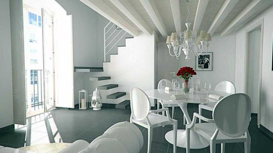 foto: zona living open space di fast design #129216 - habitissimo - Zona Giorno Open Space