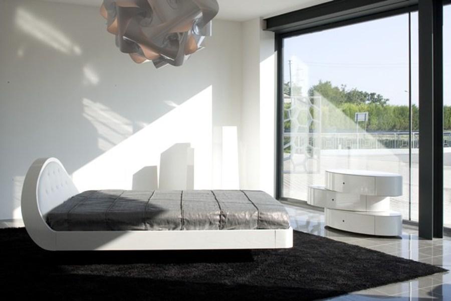 Foto zona notte letto moderno voltan da tornello for Voltan mobili