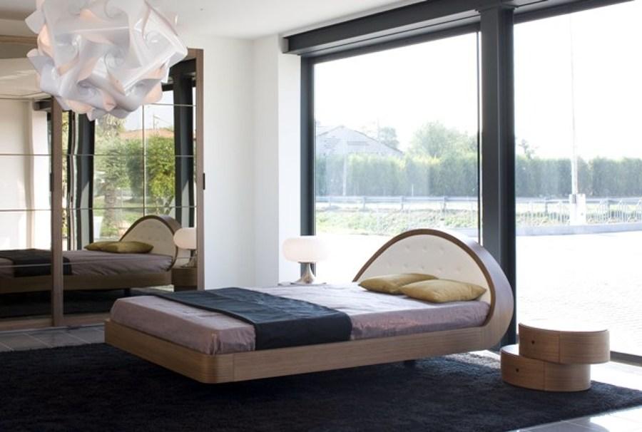 Foto zona notte letto moderno voltan da tornello arredamenti di tornello arredamenti 50841 - Arredamenti moderni camere da letto ...