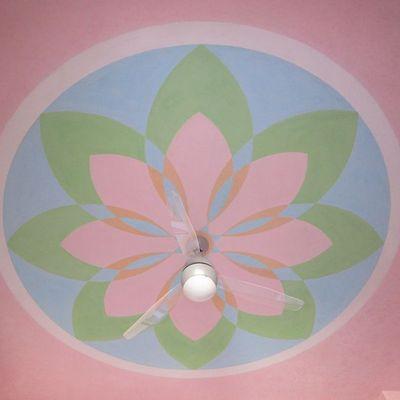 Dipinto a soffitto
