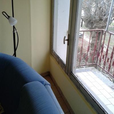 salone dopo trattamento con Casaviva anticondensa  contro la muffa a base di sfere cave di vetro