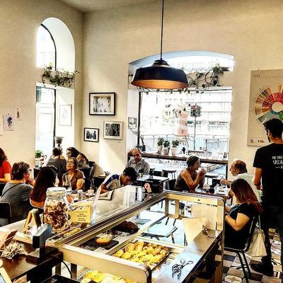CAFFETTERIA ZONA PIAZZA FIUME ROMA