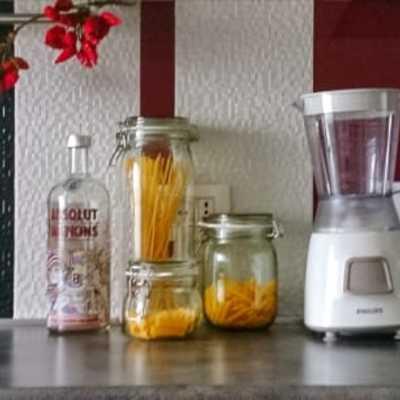 rivestimento alternativo in cucina