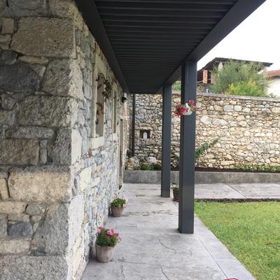 Porticato _ casa DGT