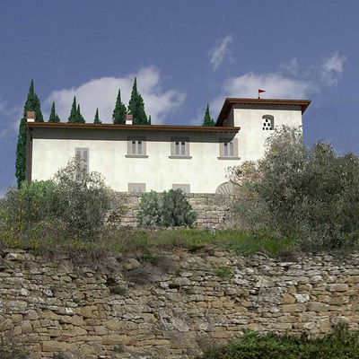 Recupero in Bio-Edilizia di una Villa in Toscana