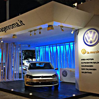 Stand Volkswagen