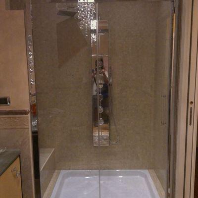 Box doccia Scorrevole