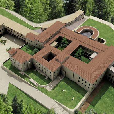 Progetto di Cohousing in un Ex-Ospedale a Lucca