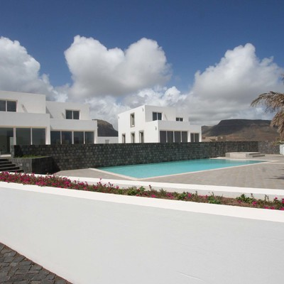 Pedra Branca Caliao -  Capo Verde