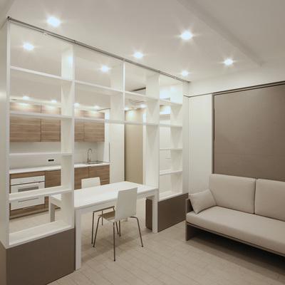 Arredamento di Design per un Monolocale a Milano