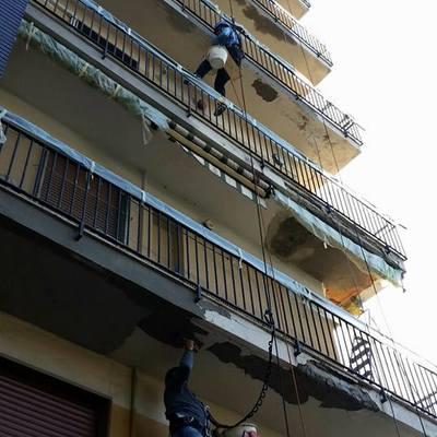 Rifaccimento balconi