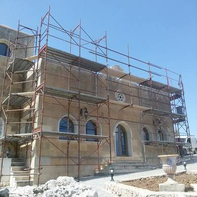 recupero villa sicula araba