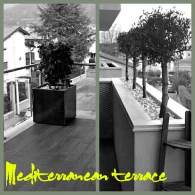 Realizzazione terrazze