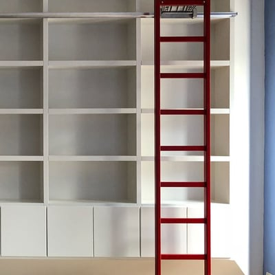 Dettaglio scala libreria