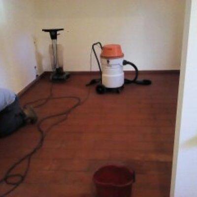 pulitura e trattamento cotto