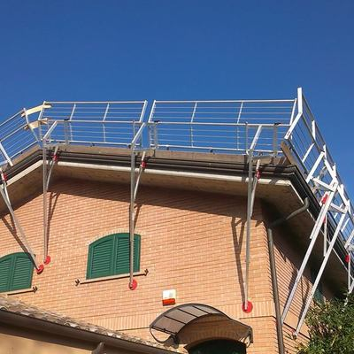 Parapetti rss roof system