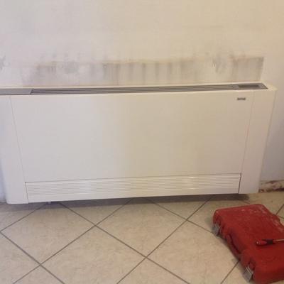 Ventilconvettore radiante a bassa temperatura Brescia