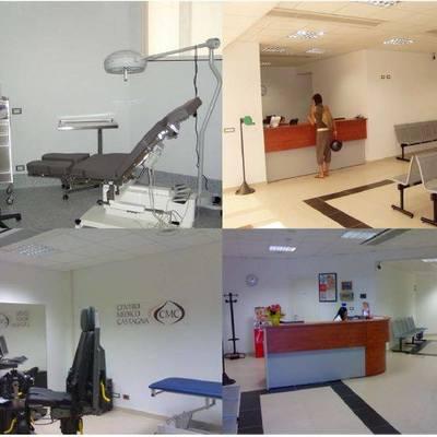 Realizzazione nuovo centro medico - Genova