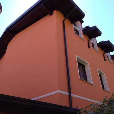Realizzazione gronde + tetto