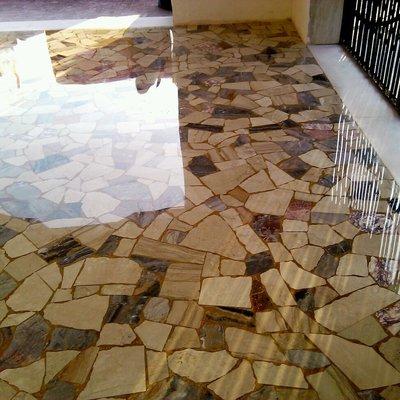 pavimento palladiana