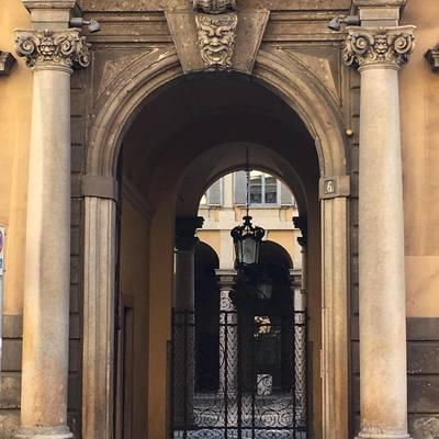 Sede dello studio a Milano