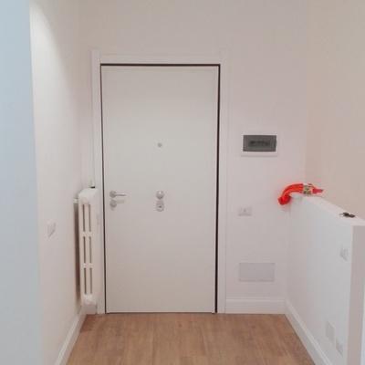 Ristrutturazione appartamento-ingresso