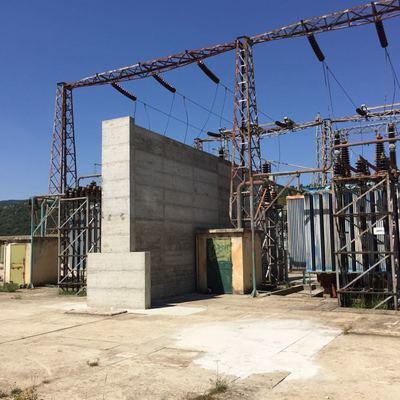 Realizzazione di muro parafiamma.