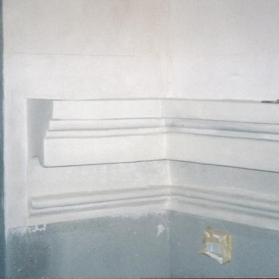 esempio di cornice rifinita a carta fine