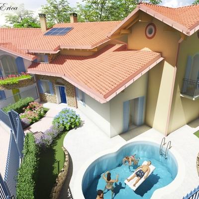villaggio residenziale