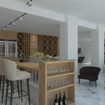 Zona Bar Villa Africa