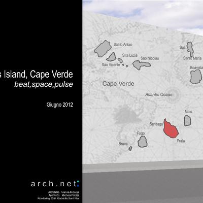 2012 - Centro commerciale con ristorazione e SPA - Isole Capo Verde