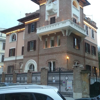 Primo palazzo storico in classe AAA in Europa