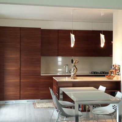 ambiente cucina_residenza in Paderno D'Adda