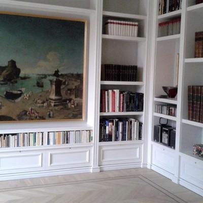 Libreria in centro Milano.casa privata