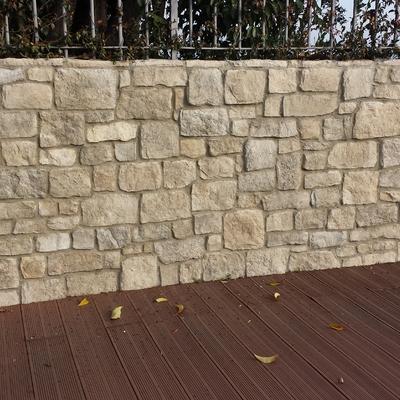 2. muretto recinzione