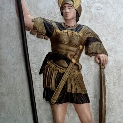 Bassorilievo Soldato Romano