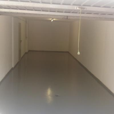 Nuova pavimentazione garage