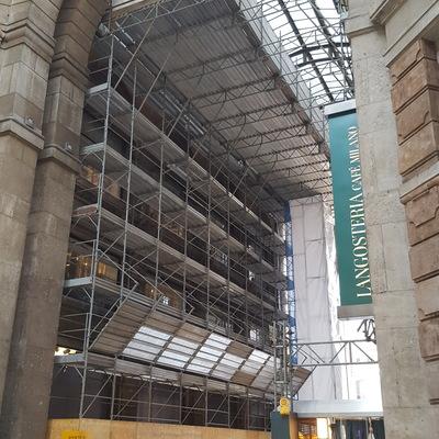 Milano galleria del corso