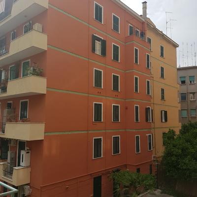 Ripristino e pittura facciata