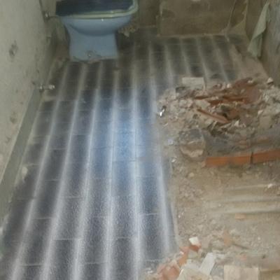 demolizioni bagno