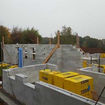 costruzione casa bifamiliare