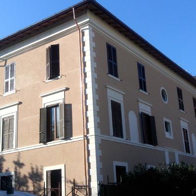 Ristrutturazione villino 1920 a Roma