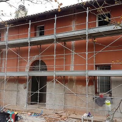 Ristrutturazione Villetta ( PRIMA )
