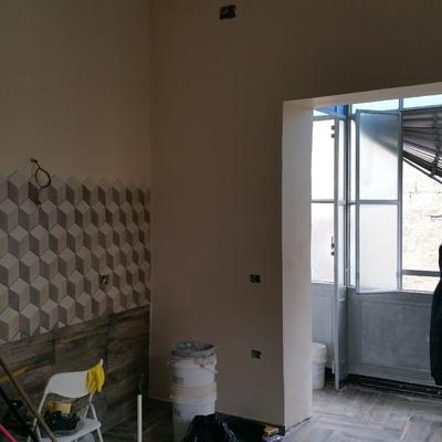work in progress - Casa G.