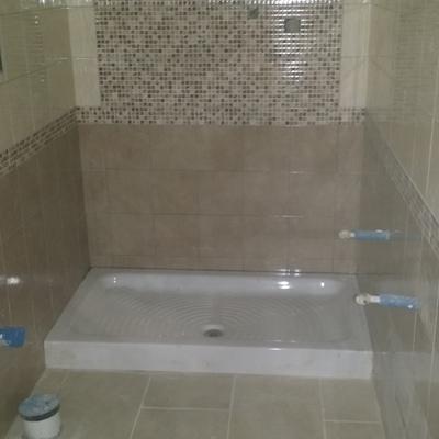Creazione di bagno