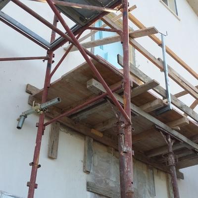 Cemento armato balcone